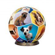 3D пазл Pintoo Шаровый пазл «Мир собак»