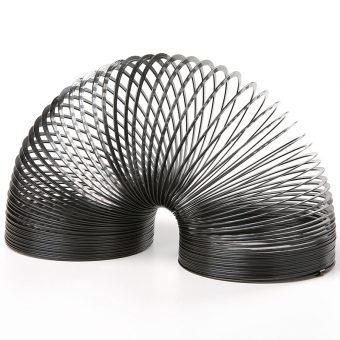 Слинки «Ретро» (черный металл)