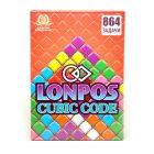 LONPOS «Cubic Code» (864 задачи)