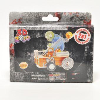 3D ZOID Зомби