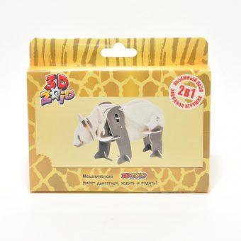 3D ZOID Животные