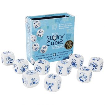 Rory's Story Cubes (Кубики Историй) Действия