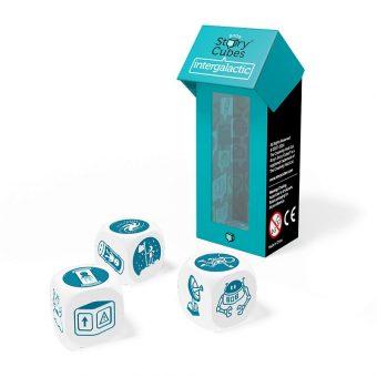 Rory's Story Cubes (Кубики Историй) Космос