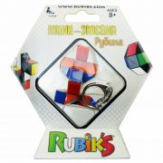 Брелок-головоломка Змейка Рубика