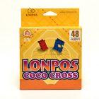 LONPOS «Coco Cross» (48 задач)